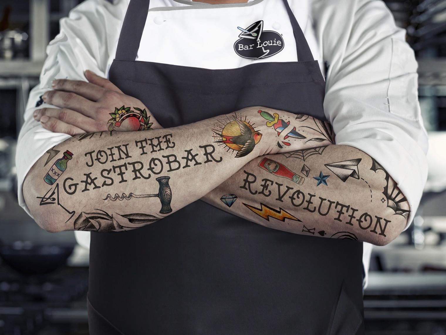 Bar Louie | Join the Gastrobar Revolution